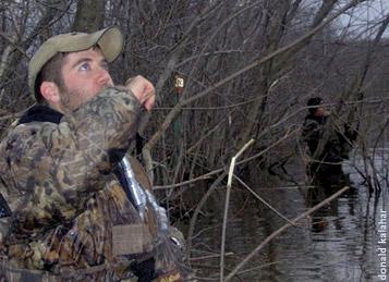 Hunters calling